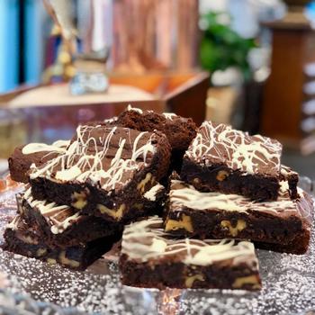 Kaffeewelt-brownies