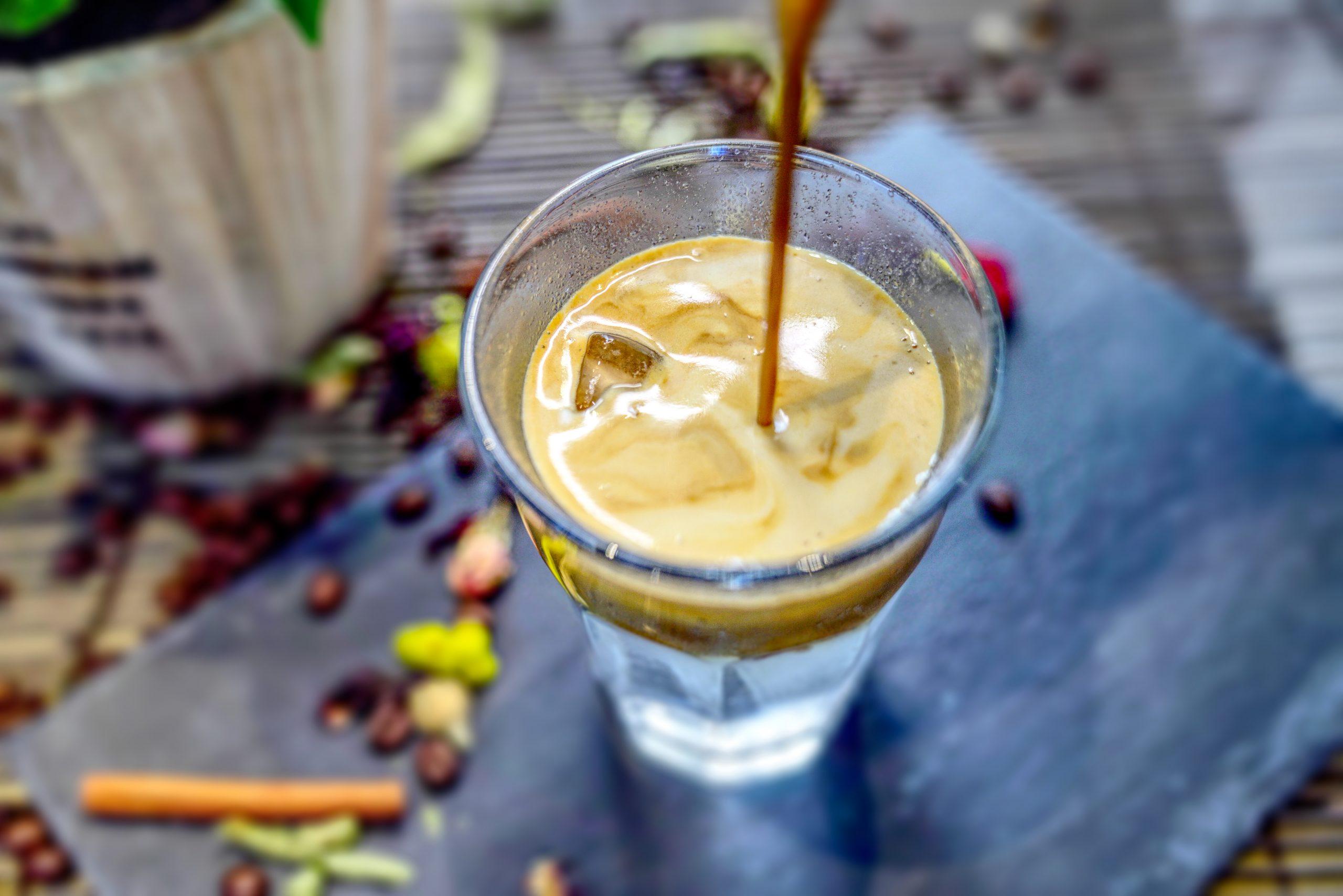 Frisch gebrühter Kaffee